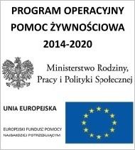 Baner Program Operacyjny Pomoc Żywnościowa 2014-2020
