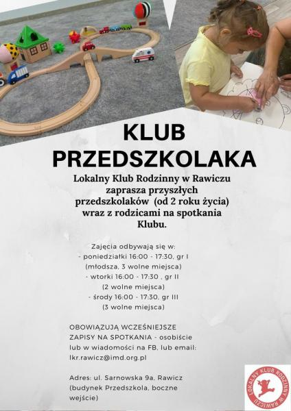 Lokalny Klub Rodzinny w Rawiczu