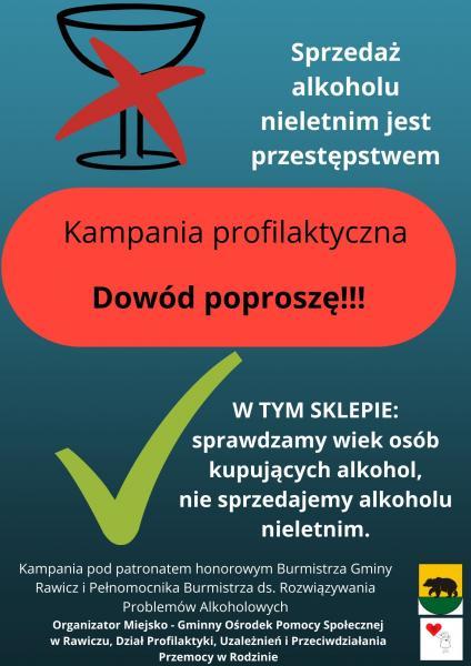 Kampania profilaktyczna