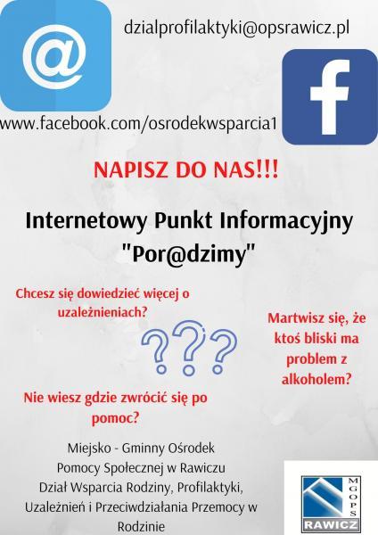 Internetowy Punkt Informacyjny Por@dzimy