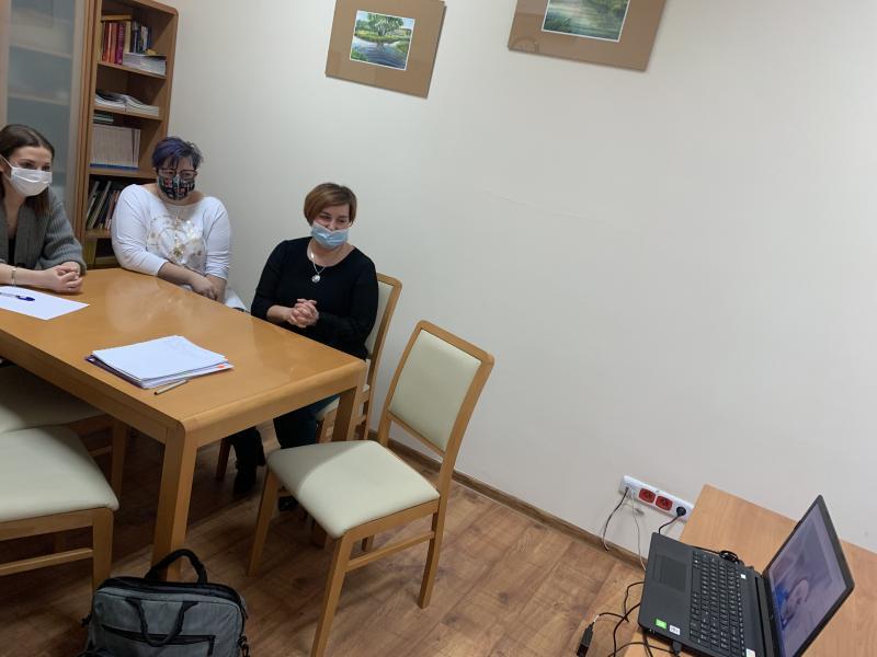 Spotkanie w sprawie usług społecznych dla mieszkańców gminy Rawicz