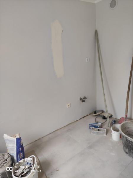 Dalszy postęp prac remontowych